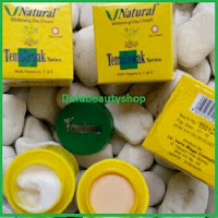 Paket Cream Temulawak Asli Vnatural