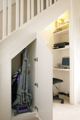 Creative and Clever Under Stair Storage Designs (16) 12