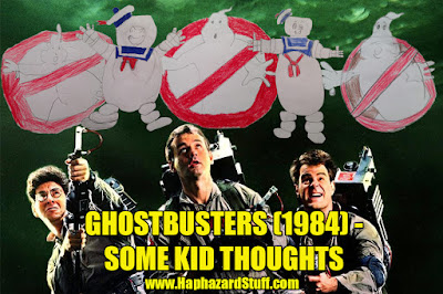 Ghostbusters 1984 Kid Review HaphazardStuff