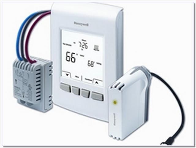 Line Voltage Thermostat Wifi Honeywell