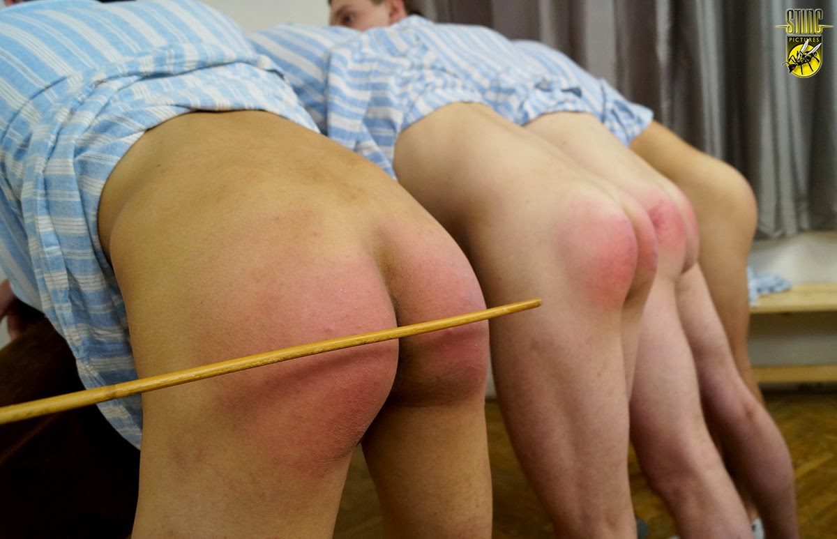 Leather belt spanking and corporal punishment of humiliated 6