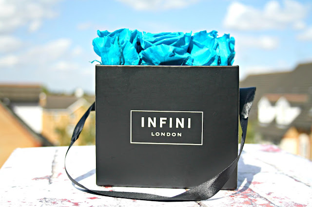Infini Roses - The Real Roses which last a year