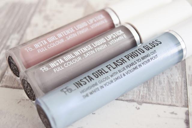 Primark beauty liquid lipsticks