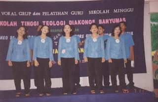 Vokal Grup STT Diakonos