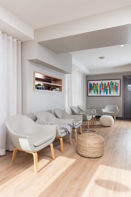 Une mise en beauté pour le centre Amerispa de l'hôtel Bonne Entente
