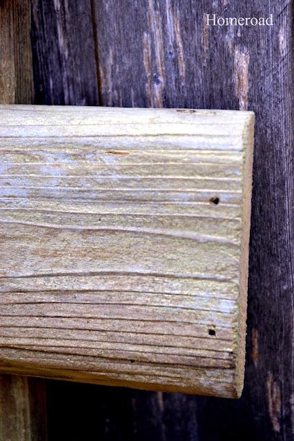 Scrappy wooden tree www.homeroad.net