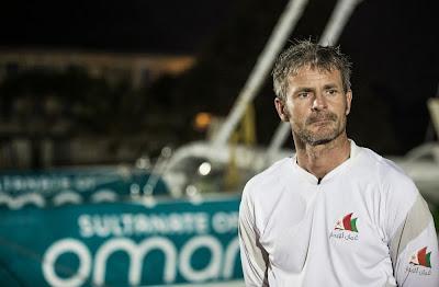 Sidney Gavignet, 5e de la Route du Rhum.