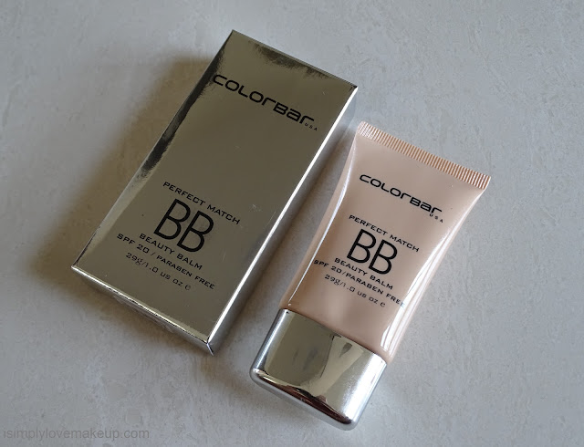 Colorbar Perfect Match BB Cream