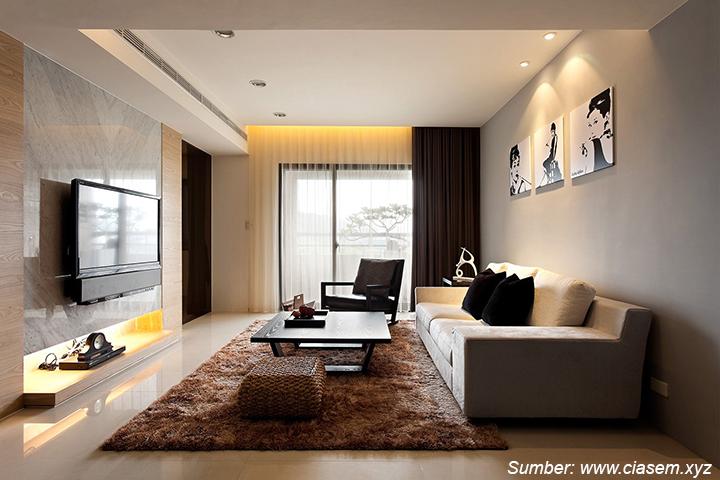 Maka Gambar Model Rumah Minimalis Ini Sangat Tepat Diterapkan Dalam Anda Dengan Perabotan Yang Kompatibel Warna Ruangan Menjadikan