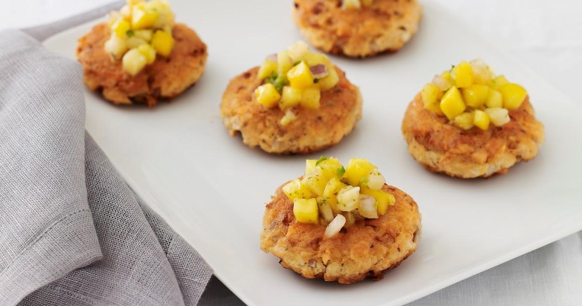 Light Fruit Cake Recipe Joy Of Baking: JNF Impact: Passover Recipe Special! Salmon Cakes With