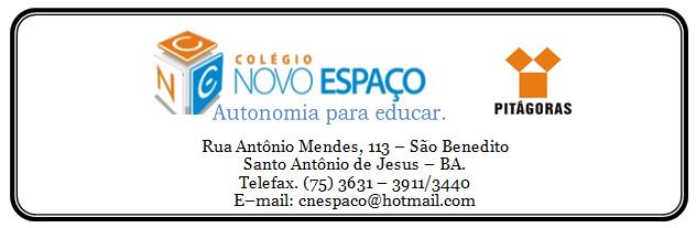 PIROPO NEWS: SAJ: Colégio Novo Espaço ( Autonomia para educar ...