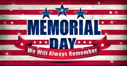 Happy Memorial Day 2017 Images wishes