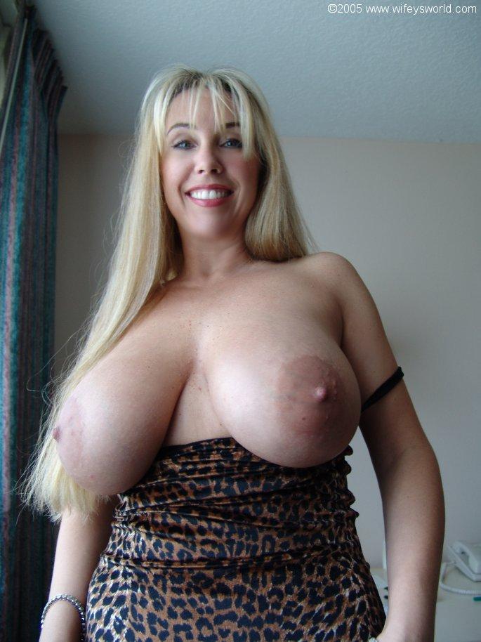 Wifey Huge Boobs