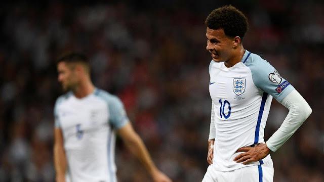 Acungan Jari Tengah Dele Alli Berujung Hukuman Satu Laga dari FIFA