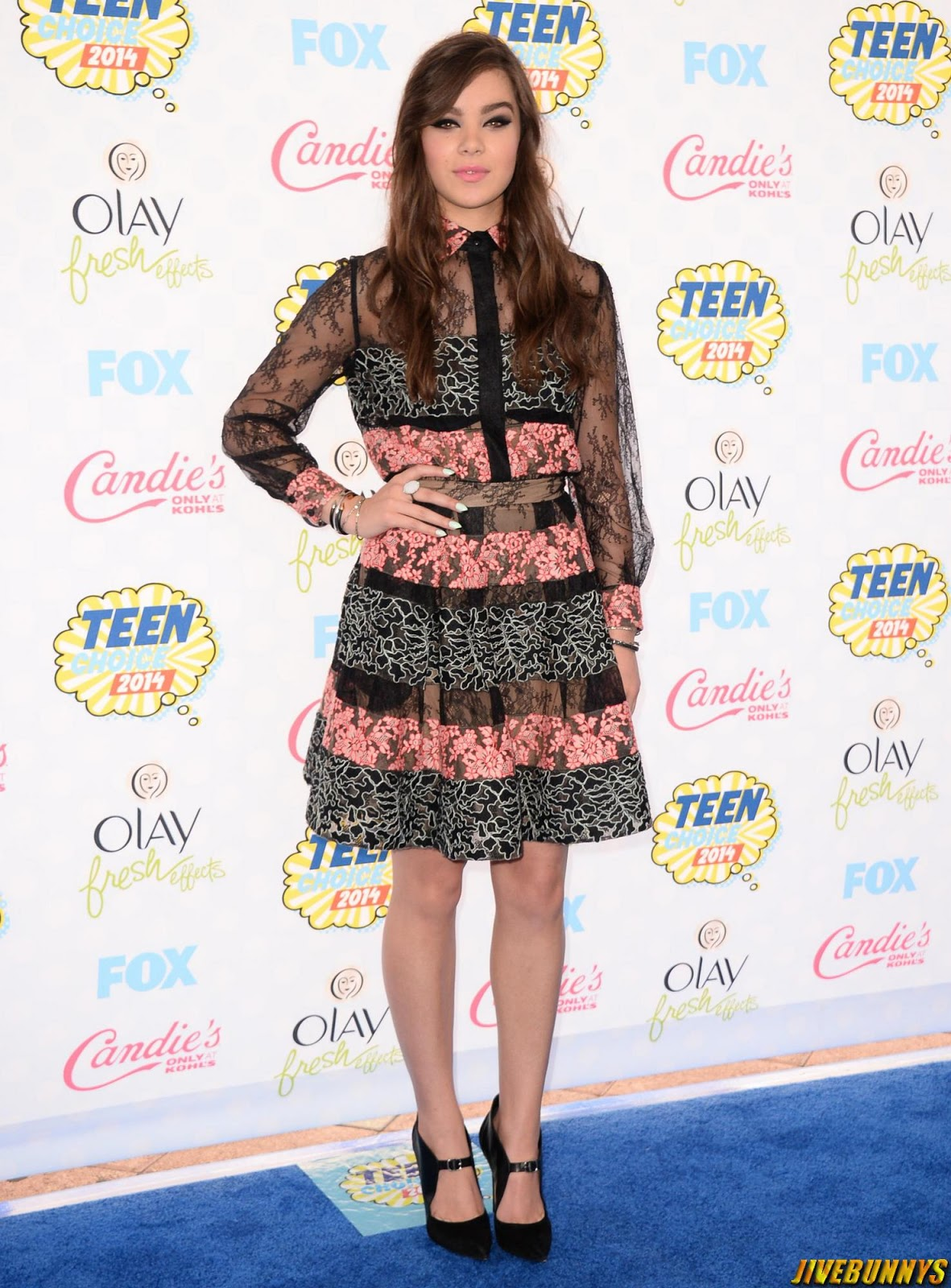 2014 Teen Choice Awards - Los Angeles - August 10, 2014