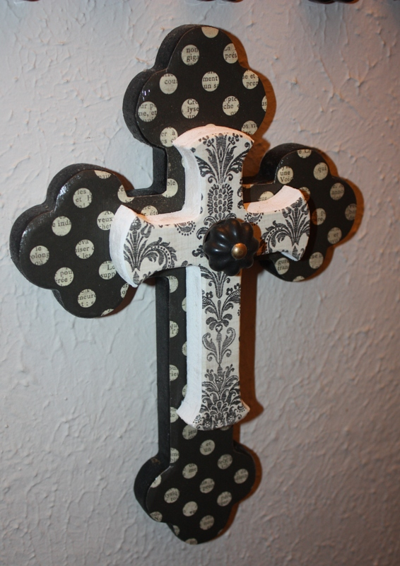 Christy: DIY Decorative Cross