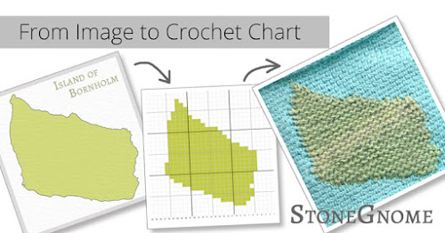 From Image to Crochet Chart
