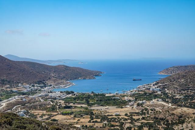 Katapola-Amorgos-Cyclades