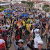II Cicloturismo de Ponto Novo foi realizado neste domingo (29) com ciclistas de toda região