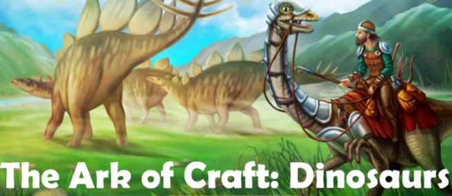 The ark of craft dinosaurs v1 5 1 mod apk free download for The ark of craft