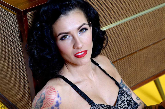 Pinup Photography DcKetcham Photography Cleveland
