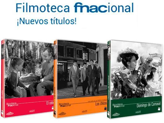 Concurso 'Filmoteca Fnacional': Gana un pack con 'El cebo', 'Domingo de Carnaval' y 'Los chicos'