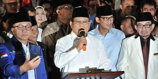 Ini kronologi lengkap perjalanan Prabowo pinang Sandiaga jadi cawapres