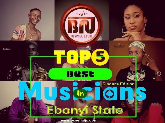 Top 5 Best Musicians (Singers) In Ebonyi State