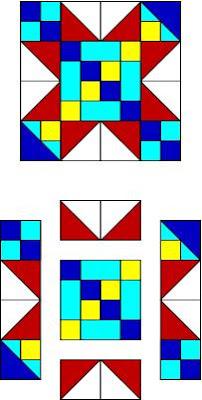 The Quilt Ladies Shop of Quilt Patterns