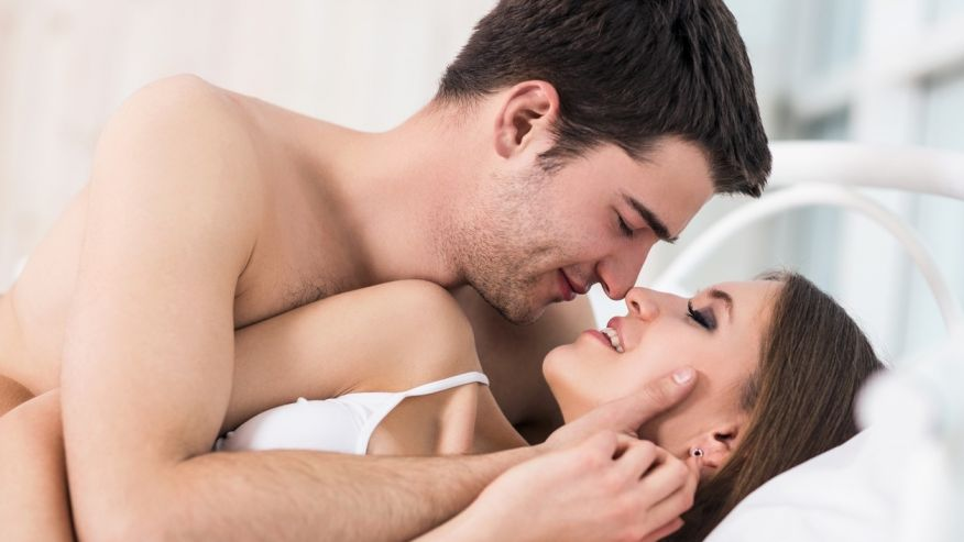 Os Benefícios do Sexo Para a Saúde