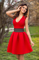 rochie-scurta-de-vara-sexy-eleganta9