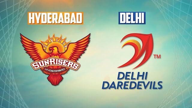 DD vs SRH Dream11 Predictions & Betting Tips, IPL 2018 Today Match Predictions