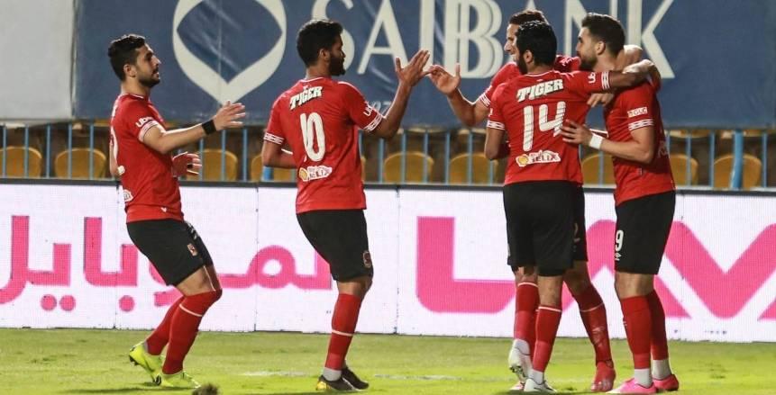 موعد مباراة الاهلي والاسماعيلي اليوم في الدوري المصري
