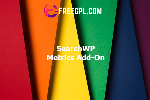 SearchWP Metrics Add-On Nulled Download Free