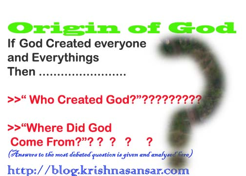 where did god come from - 504×360