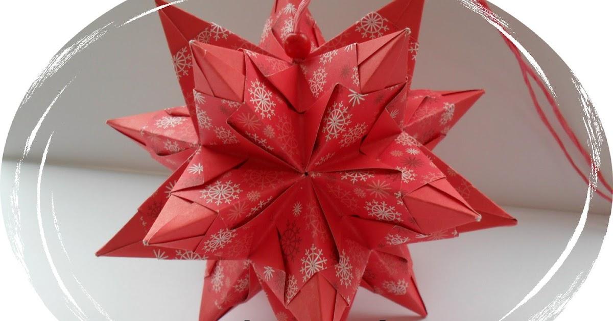 falten f r die seele nochmal weihnachtssterne. Black Bedroom Furniture Sets. Home Design Ideas