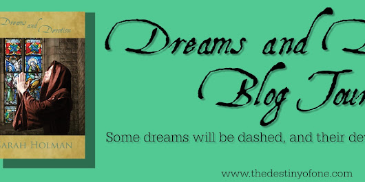 Dreams and Devotion blog tour!
