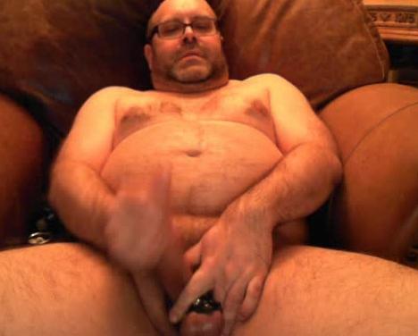 Horny gay daddy
