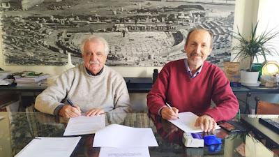 """Νέες συμβάσεις για το Αρχαίο Θέατρο της Νικόπολης ανέθεσε το Σωματείο """"Διάζωμα"""""""