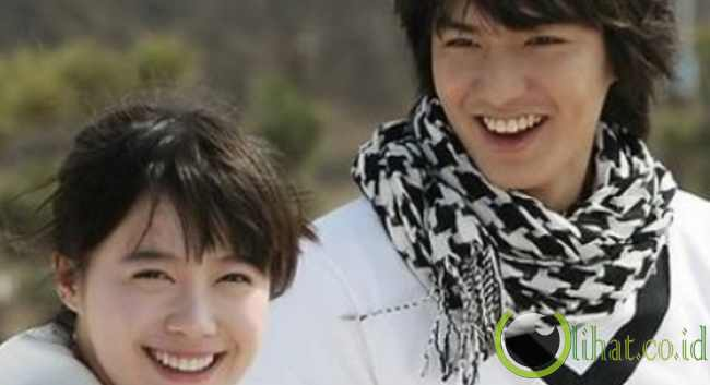Goo Hye Sun - Lee Min Ho