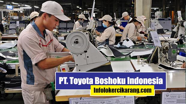 PT Toyota Boshoku Indonesia TBINA