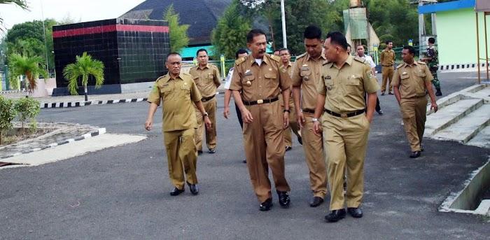 Embarkasi Haji Penuh, Pemprov Lampung Tinjau Asrama