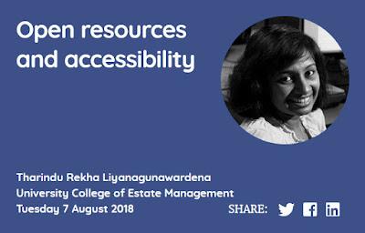 Tharindu Rekha Liyanagunawardena University College of Estate Management Tuesday 7 August 2018