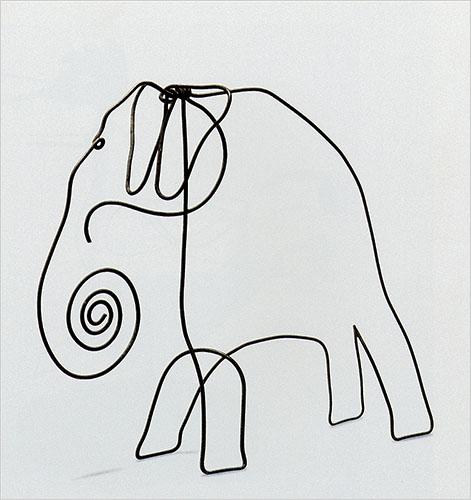 Threads of a story: The wonderful world of Alexander Calder.