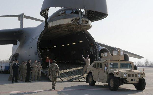 Πρώτες οι ΗΠΑ στις στρατιωτικές δαπάνες, 36η η Ελλάδα