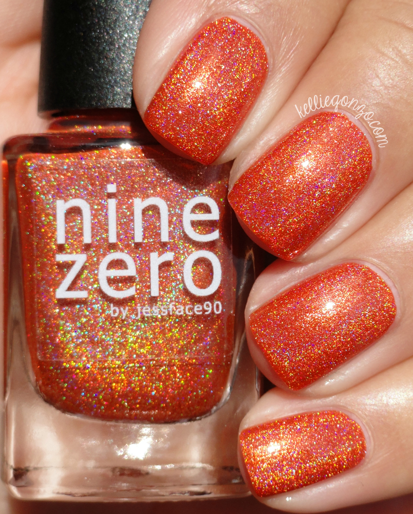 Nine Zero Lacquer Frequency
