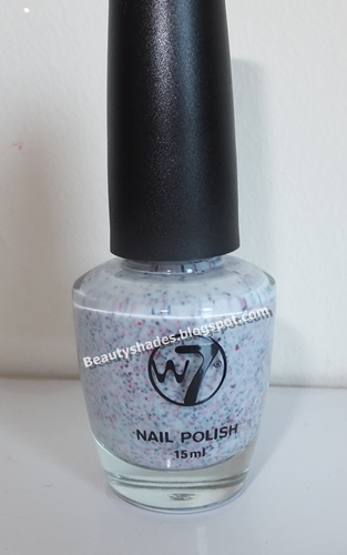 W7 Lava Flow  Nail Polish