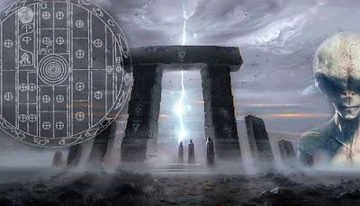 Civilização Extraterrestre dirigir Carros Gigantes há milhões de anos na Terra