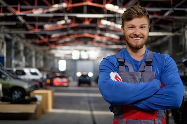 Volvo Service Centre
