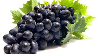 Manfaat Anggur Hitam Untuk Kesehatan